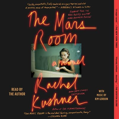 The Mars Room by Rachel Kushner audiobook