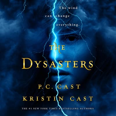 The Dysasters by P. C. Cast audiobook