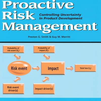 Proactive Risk Management by Preston G. Smith audiobook