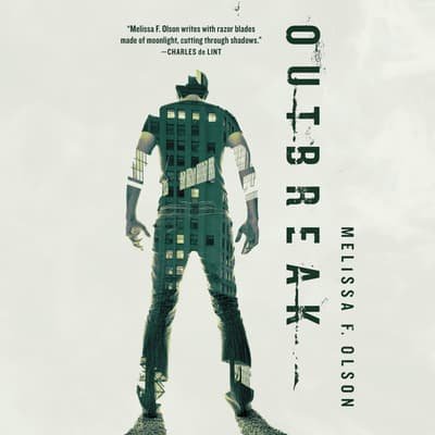 Outbreak by Melissa F. Olson audiobook