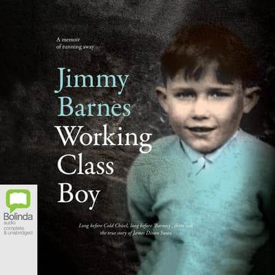 Working Class Boy by Jimmy Barnes audiobook