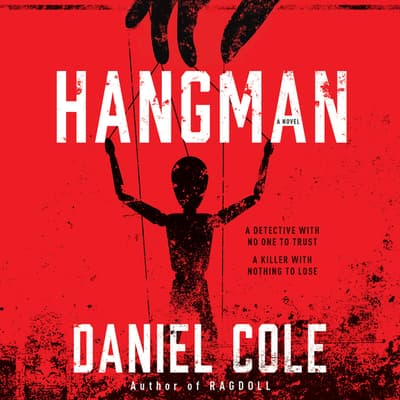 Hangman by Daniel Cole audiobook