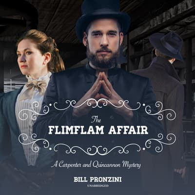 The Flimflam Affair by Bill Pronzini audiobook