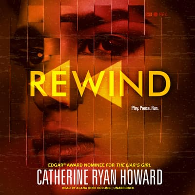 Rewind by Catherine Ryan Howard audiobook