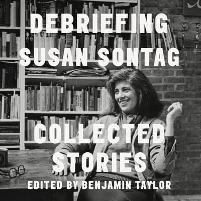 Debriefing by Susan Sontag audiobook