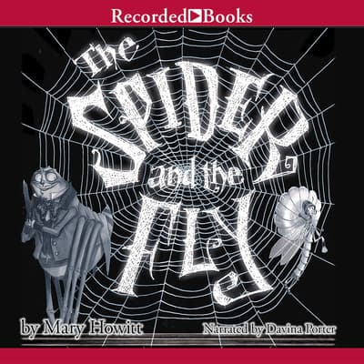The Spider and the Fly by Mary Howitt audiobook