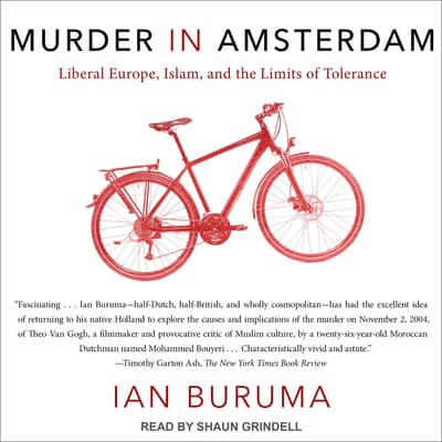 Murder in Amsterdam by Ian Buruma audiobook