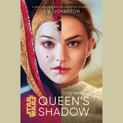 Star Wars: Queen's Shadow by E. K. Johnston audiobook