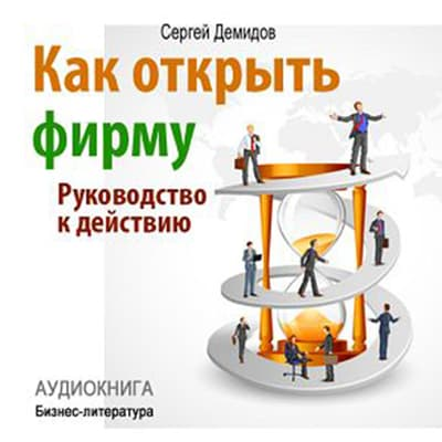 How to Establish a Company [Russian Edition] by Sergey Demidov audiobook