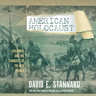 American Holocaust by David E. Stannard audiobook