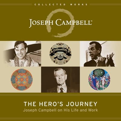 The Hero's Journey by Joseph Campbell audiobook