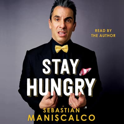 Stay Hungry by Sebastian Maniscalco audiobook
