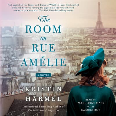 The Room on Rue Amélie by Kristin Harmel audiobook