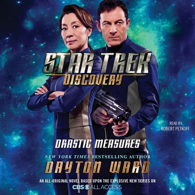 Star Trek: Discovery: Drastic Measures by Dayton Ward audiobook