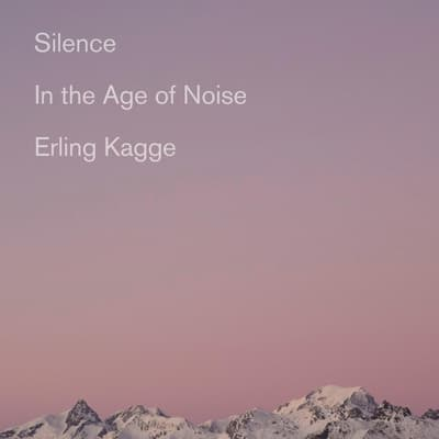 Silence by Erling Kagge audiobook