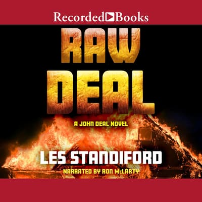 Raw Deal by Les Standiford audiobook