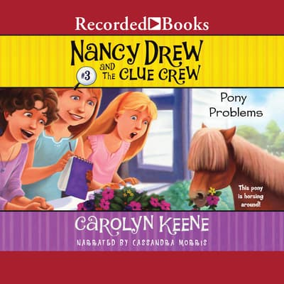 Pony Problems by Carolyn Keene audiobook