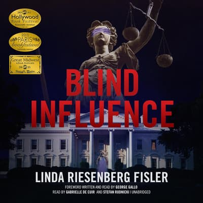 Blind Influence by Linda Riesenberg Fisler audiobook