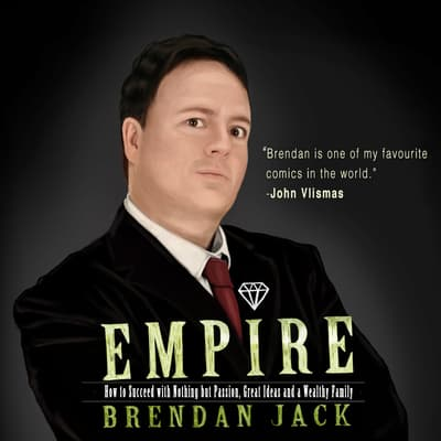 Empire by Brendan Jack audiobook