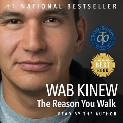 The Reason You Walk by Wab Kinew audiobook