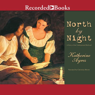 North by Night by Katherine Ayres audiobook
