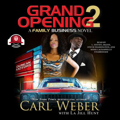 Grand Opening 2 by Carl Weber audiobook