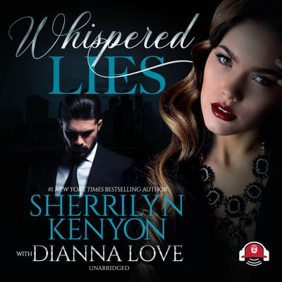 Whispered Lies by Sherrilyn Kenyon audiobook