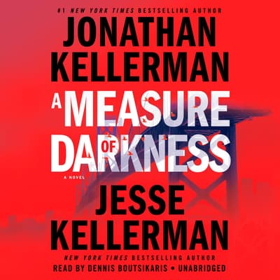 A Measure of Darkness by Jonathan Kellerman audiobook