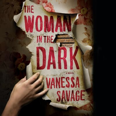 The Woman in the Dark by Vanessa Savage audiobook