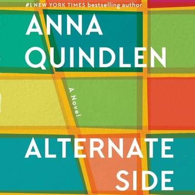 Alternate Side by Anna Quindlen audiobook