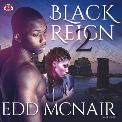Black Reign II by Edd McNair audiobook