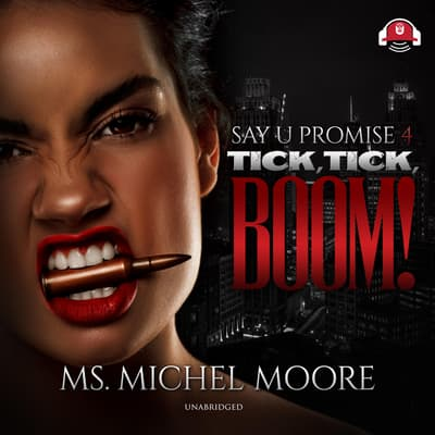Tick, Tick, Boom! by Michel Moore audiobook