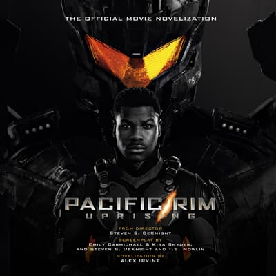 Pacific Rim Uprising by Alex Irvine audiobook