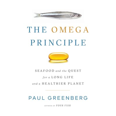 The Omega Principle by Paul Greenberg audiobook