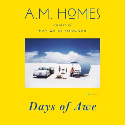 Days of Awe by A. M. Homes audiobook