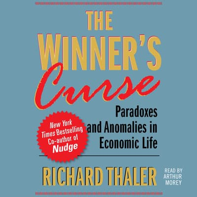 The Winner's Curse by Richard Thaler audiobook
