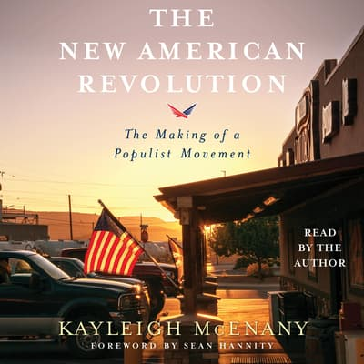 The New American Revolution by Kayleigh McEnany audiobook