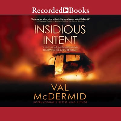 Insidious Intent by Val McDermid audiobook