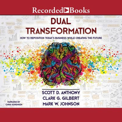 Dual Transformation by Scott D. Anthony audiobook