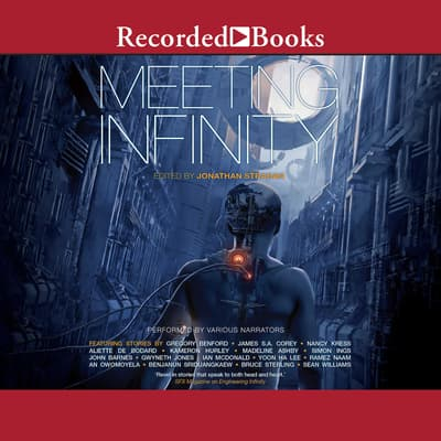 Meeting Infinity by Ken MacLeod audiobook