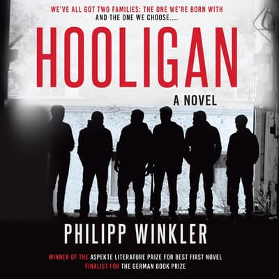 Hooligan by Philipp Winkler audiobook