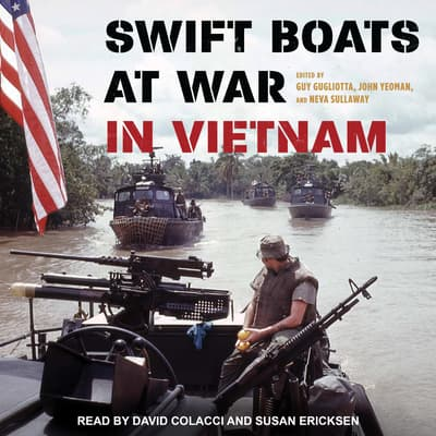 Swift Boats at War in Vietnam by John Yeoman audiobook
