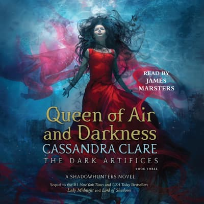Queen of Air and Darkness by Cassandra Clare audiobook