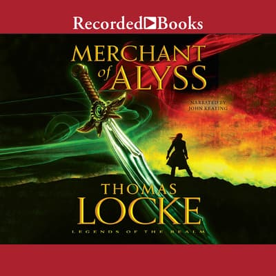 Merchant of Alyss by Thomas Locke audiobook