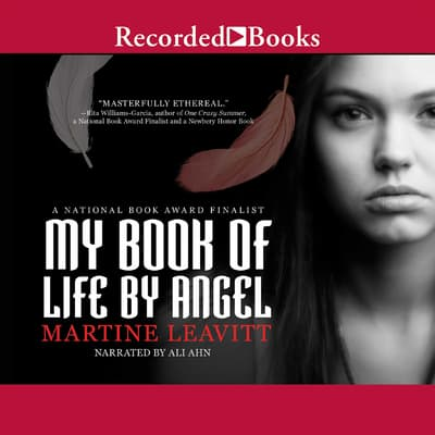 My Book of Life by Angel by Martine Leavitt audiobook
