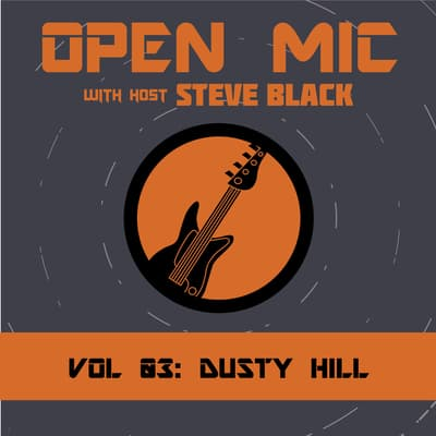 Dusty Hill by Steve Black audiobook