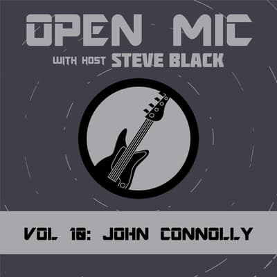 John Connolly by Steve Black audiobook