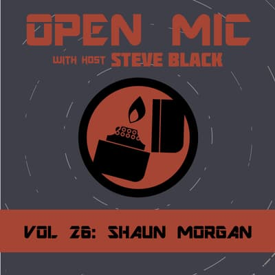 Shaun Morgan by Steve Black audiobook