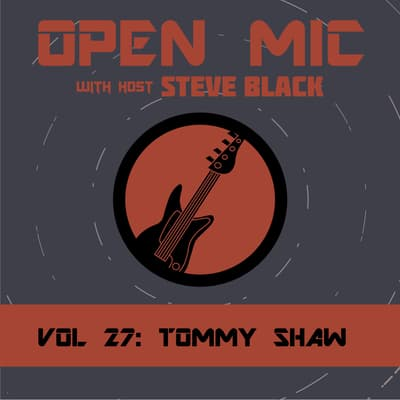Tommy Shaw by Steve Black audiobook