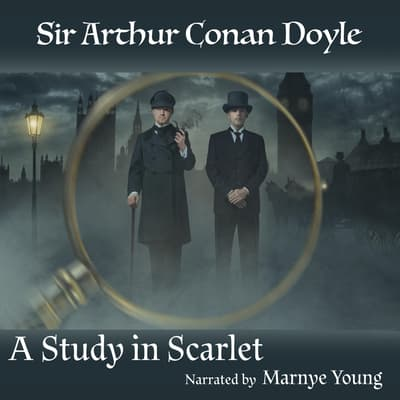 A Study in Scarlet by Arthur Conan Doyle audiobook